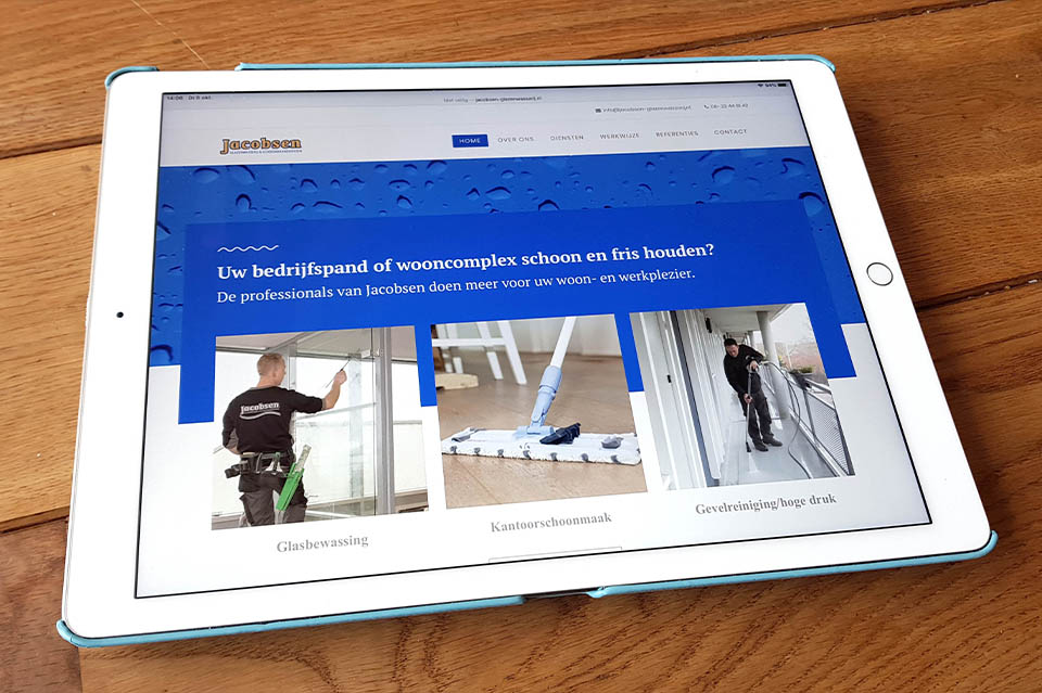 Jacobsen website